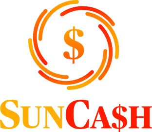 Suncash Logo